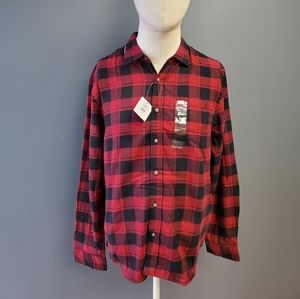 Other - Mens Flannel Shirt